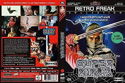 Super Ninja (Freak Video): Amazon.es: Alexander Lo Rei ...