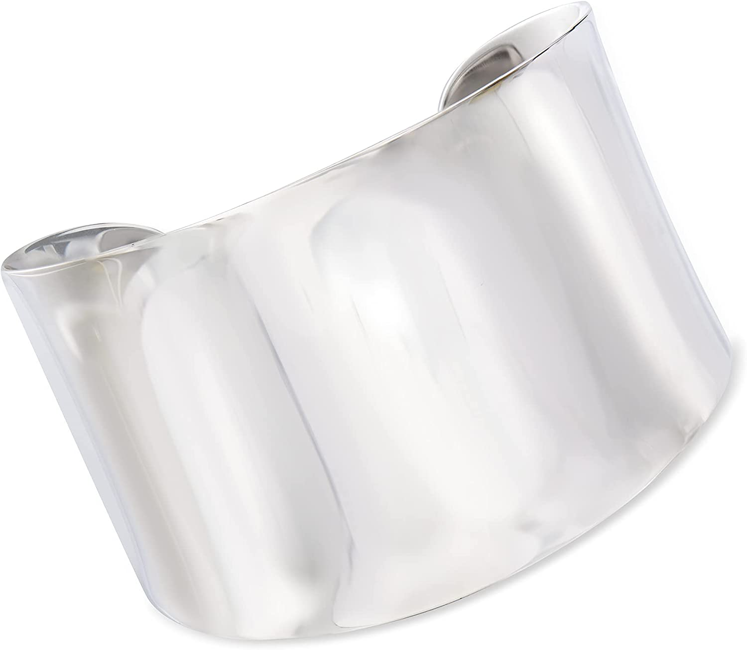 Ross-Simons Sterling Silver Wide Polished Cuff Bracelet