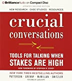 Kyпить Crucial Conversations: Tools for Talking When Stakes Are High, Second Edition на Amazon.com