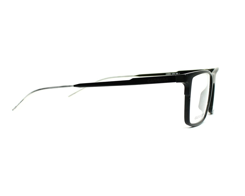 Lens Diameter 55mm, Matte Black-Shiny Black Frame Carrera 6664 Eyeglass Frames CA6664-0GTN-5517