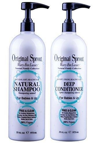 Buy non toxic shampoo and conditioner