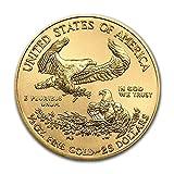 1986 - Present 1/2oz American Gold Eagle