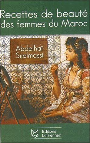Livre gratuits Recettes de beauté des femmes du Maroc pdf, epub