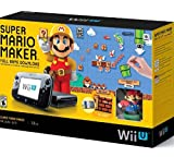 Cheap Super Mario Maker Console Deluxe Set – Nintendo Wii U