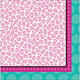 Sparkle Spa Party Napkin (L) 16ct [Contains 5 Manufacturer Retail Unit(s) Per Amazon Combined Package Sales Unit] - SKU# 317273