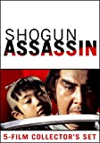 Shogun Assassin: 5 Film Collector's Set cover.