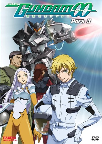 Gundam 00: Season 1, Part 3 [DVD] -