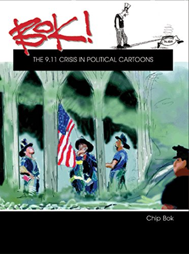 Bok! The 9.11 Crisis in Political Cartoons (Series on International, Political, and Economic (Red Rooster Chips)