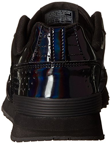 Skechers Originals Womens Retros Retrospect Fashion Sneaker Nero