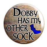 Geek Details Dobby Has My Other Sock 2.25