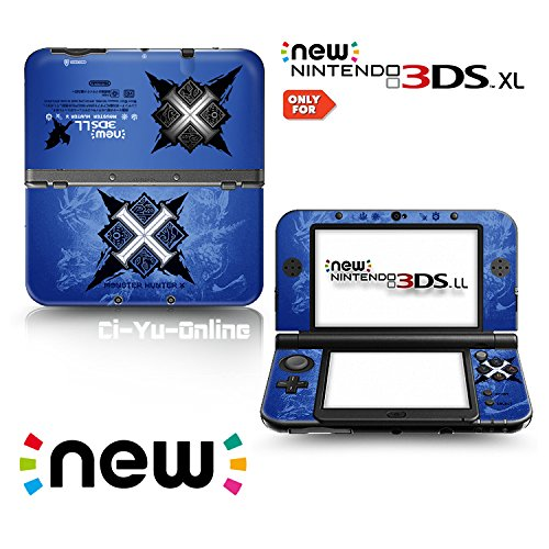 new 3ds xl monster hunter console - 7