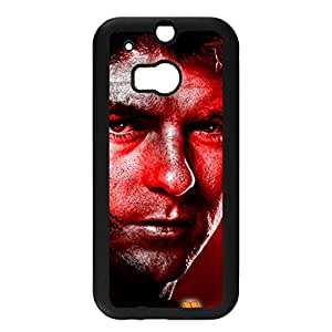 Classical FC Liverpool Steven Gerrard Cover Case Cool Image Htc One M8 Mobile Case
