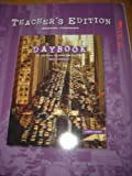 Great Source Daybooks, GREAT SOURCE, 0669007102