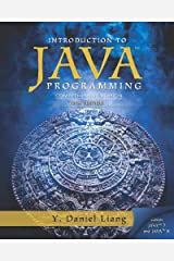 Intro to Java Programming, Comprehensive Version (10th Edition) Paperback