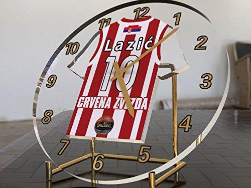 Turco compañías aéreas Euroleague baloncesto reloj de mesa de ...