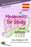 Mnemonics for Study: Spanish edition (Study Skills)