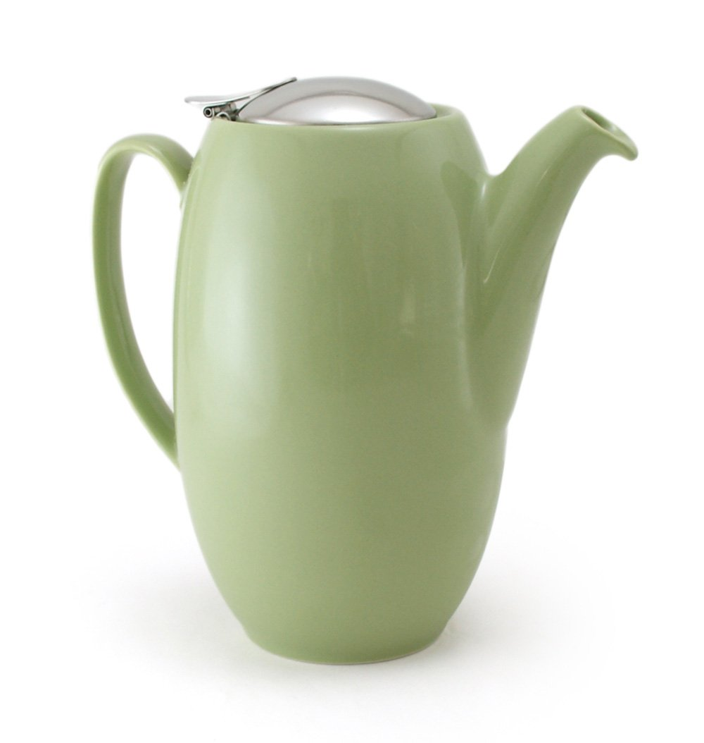 ZEROJAPAN Tulip Teapot 500 cc artichokes BBN - 25 AR (japan import) by Zero Japan (Image #1)