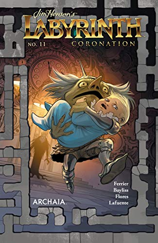 Pdf Graphic Novels Jim Henson's Labyrinth: Coronation #11