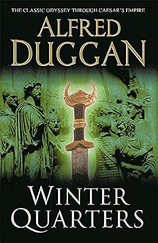 book cover of Winter Quarters