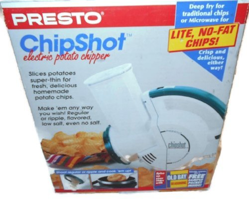 Presto Chipshot Potato Chipper