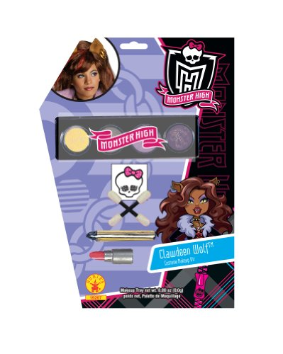 Clawdeen Wolf Costume Makeup for $<!--$8.75-->