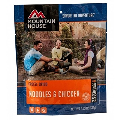 chicken and noodle mre - 8