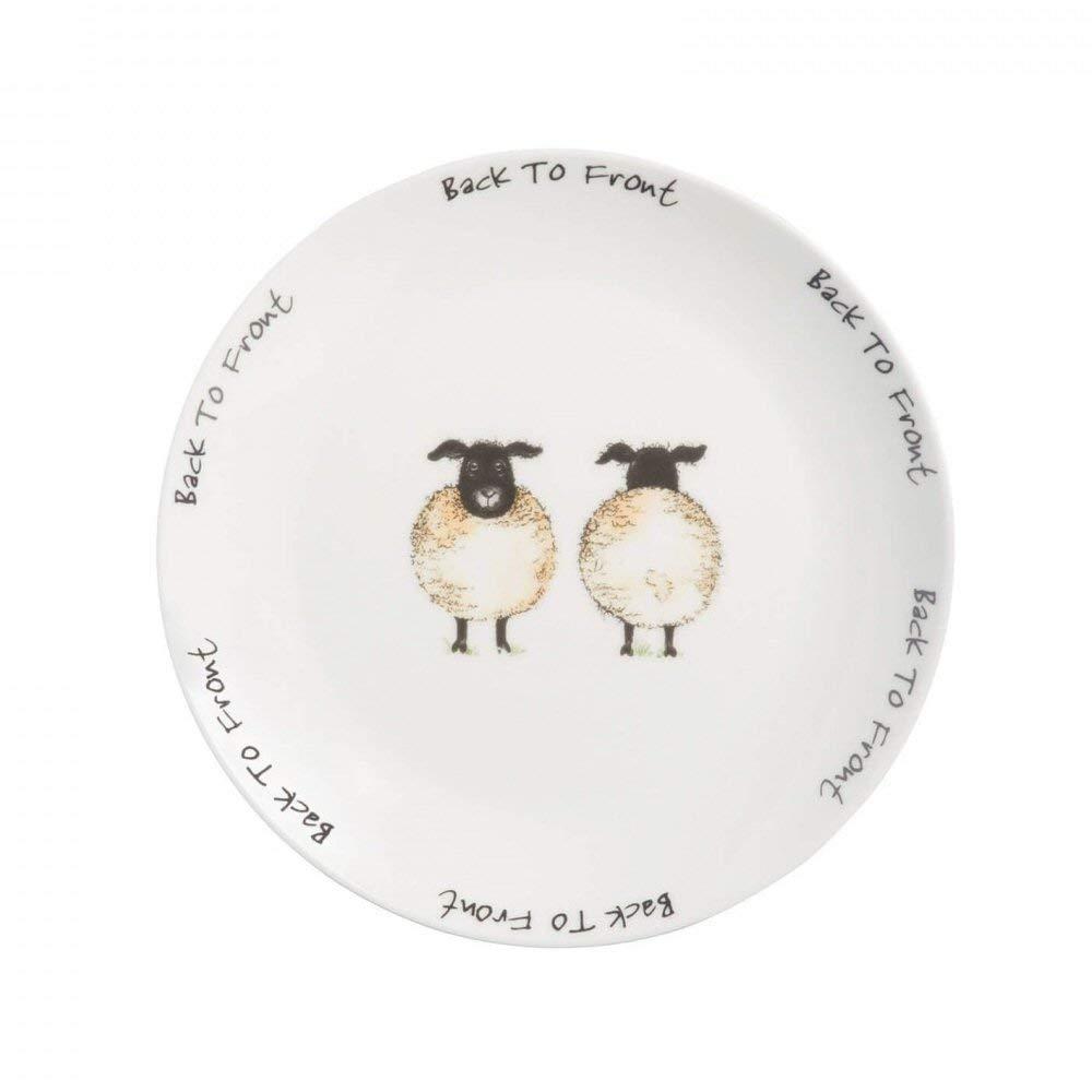 Porcelain Price /& Kensington Plate White 26.5cm