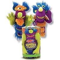 Melissa & Doug Crea tu propia marioneta de monstruo