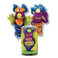 Make-Your-Own Monster Puppet: Puppets & Plush - Puppets
