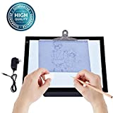 "Kova Inc. 19"" LED Tracing Light Box Drawing Pad (19'')"