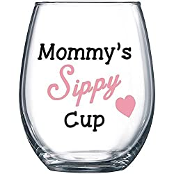 Mommy's Sippy Cup Evening Mug