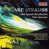 Strauss: Also Sprach Zarathustra, Op 30 / Don