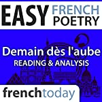 Demain dès l'aube (Easy French Poetry): Reading & Analysis | Victor Hugo