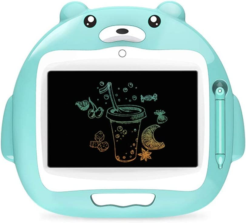 Color : Blue, Size : 8.5 inches KIMIBen-toy LCD Writing Tablet 10 Inch LCD Tablet Baby Graffiti Board Painting Small Blackboard Writing Board
