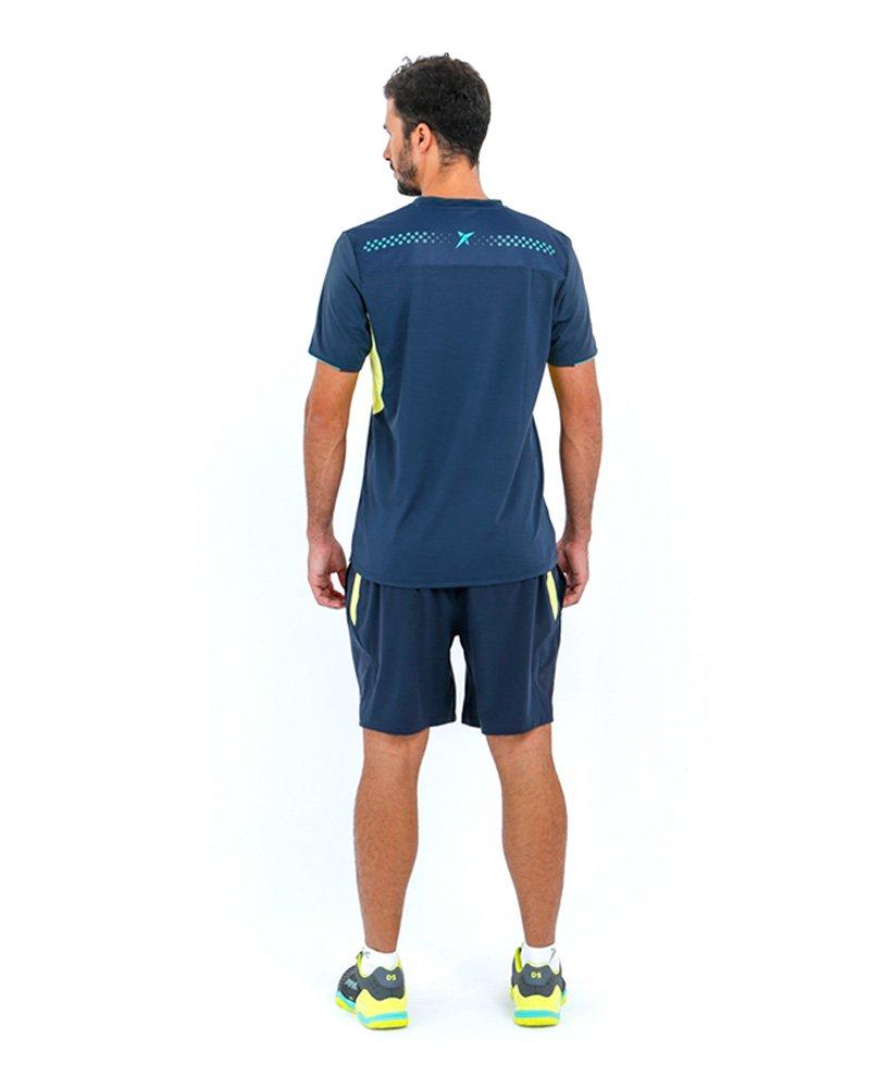 DROP SHOT Camiseta Electro Hombre Línea Competicion JMD: Amazon.es ...