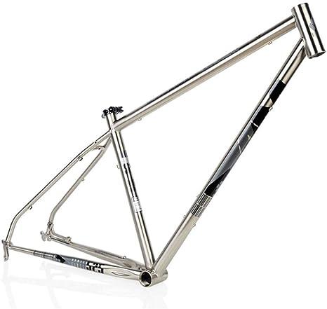 ZNND Cuadros De Bicicleta Unibody Cromo Molibdeno Gama Alta Acero ...