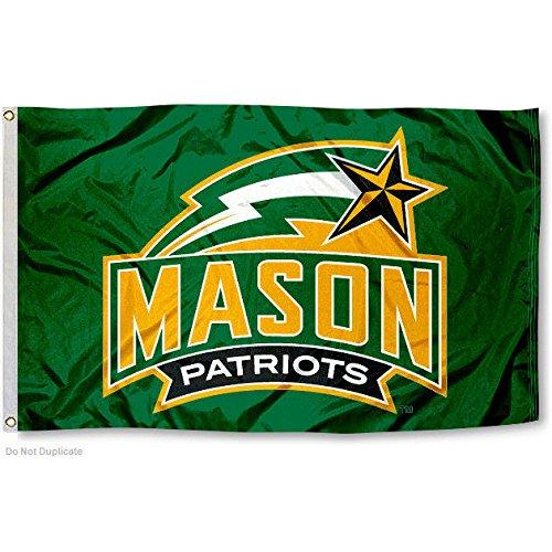 George Mason Patriots GMU University Large College Flag