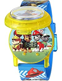 Kids' PAW4032 Digital Display Quartz Multi-Color Watch