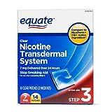 Equate Clear Nicotine Transdermal System  Step
