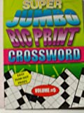 Crossword Puzzle (Super Jumbo Print)
