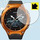 衝撃吸収[光沢]保護フィルム Smart Outdoor Watch WSD-F10 日本製