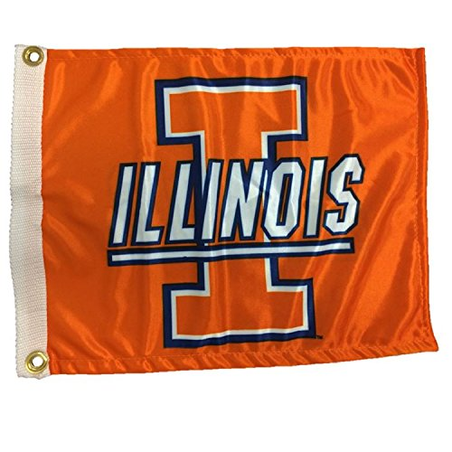 NCAA Illinois Fighting Illini Boat/Golf Cart ()
