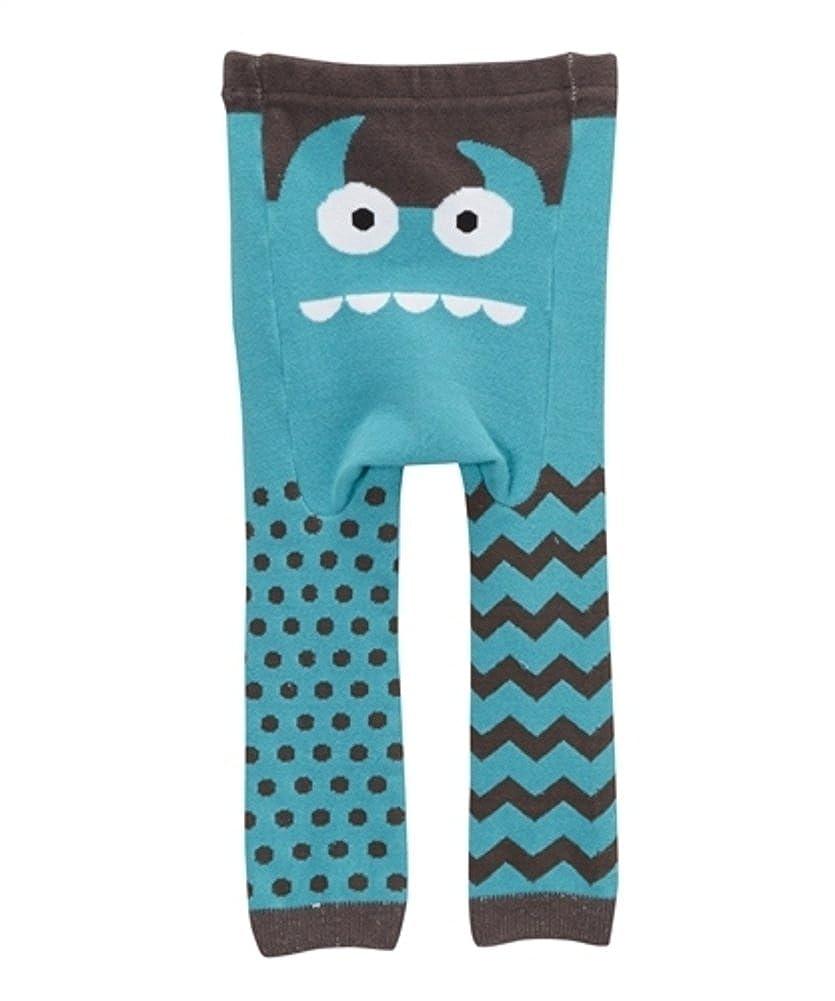 cc7e983c01c4 Amazon.com  Doodle Pants Monster Leggings  Clothing