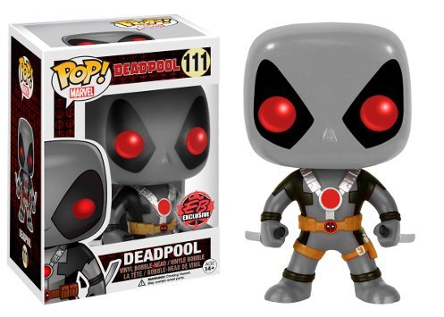 Deadpool Deadpool (X-Force Costume) Vinyl Bobble-Head 111 Collector's figure Standard by (Deadpool X Force Costumes)