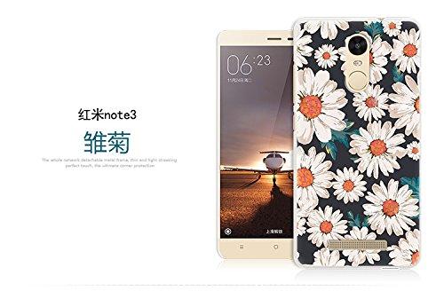 carcasa funda VVT para XiaoMi Redmi Note 3 DIY pintado a PC ...