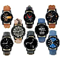 RPS FASHION WITH DEVICE OF R Red LED Illuminated Black Belt Display Digital Black Dial Boy's and Girl's Professional Watch