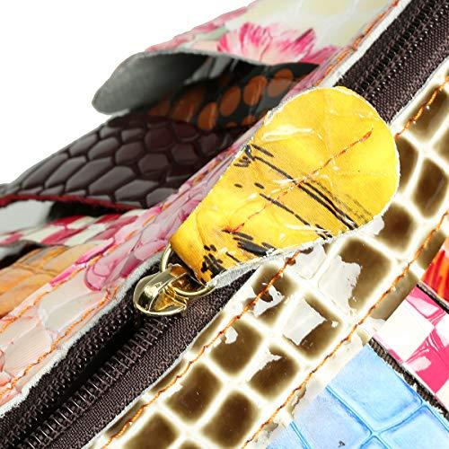 Crossbody Bolso mujer Tassel moda OURBAG de Bolso Vistoso para Bolsa Mujer Viajar cuero Vistoso ligero para Bolso playa de de wwrdPz