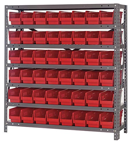Quantum Storage Systems 1239-101RD Shelf and Bin Unit, 12