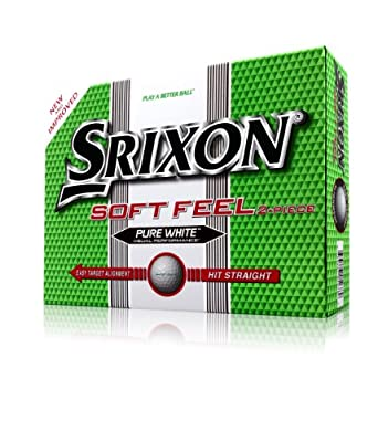Srixon Men's Soft Feel Golf Ball from Srixon