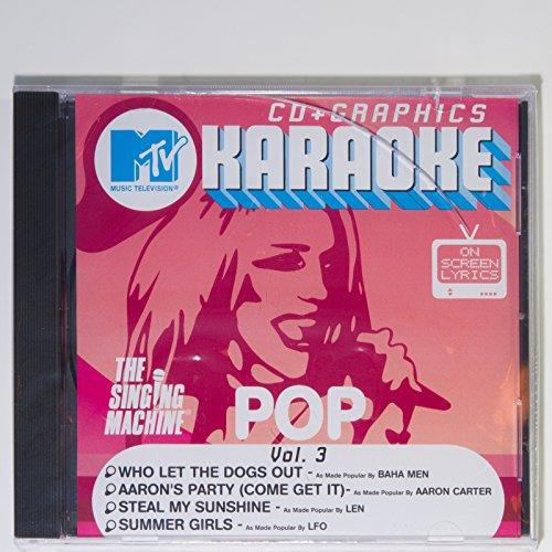 Karaoke: Mtv Pop 3